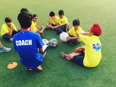 In2Sports - Kalindi Colony, New Delhi - In2sports Jr.