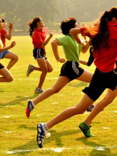 n2sports academy at The Sri Ram School, Gurugram