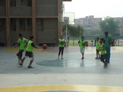 In2Sports - Kalka Public School, Alaknanda
