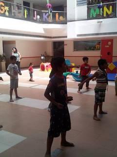n2sports academy at Aadyant Global School, Vasant Kunj - in2sports JR.